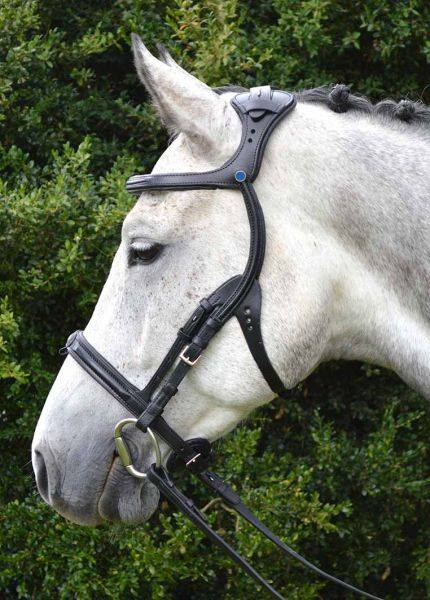 Stubben 2500 FREEDOM Bridle - * Revolutionary Design *