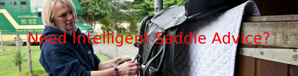 Click here to get intelligent saddle advice