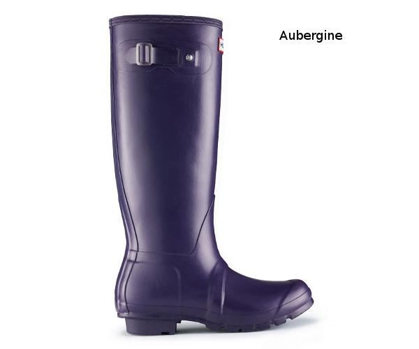 Hunter Original Tall Wellington Boots Adult