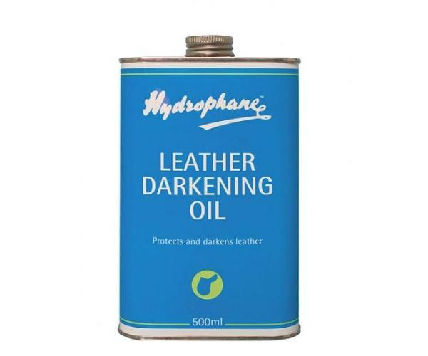 Hydrophane Leather Darkening Oil