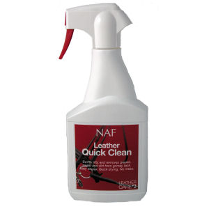 NAF Leather Quick Clean 500ml Spray