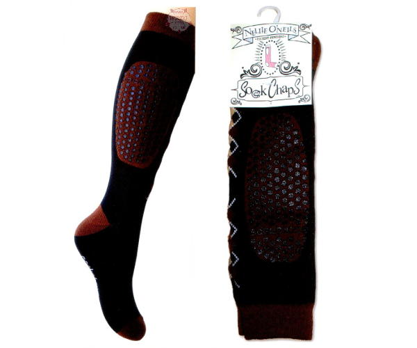 Nellie O'Neils SockChaps - Improved Horse Rider Contact
