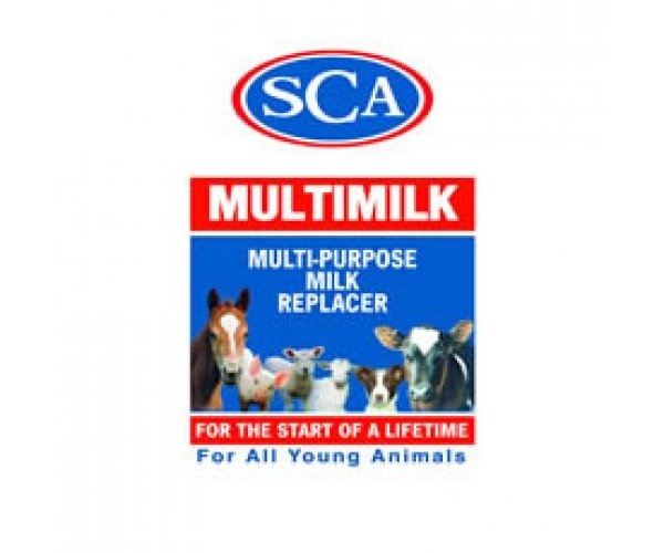 SCA MultiMilk - Milk Replacer