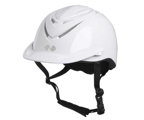 Zilco Oscar Riding Sports Helmet - Large White